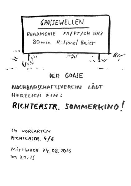 Sommerkino #3